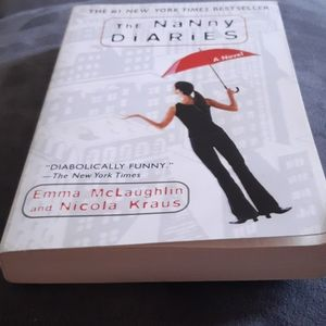 Book, The Nany Diaries